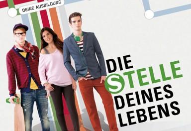 VBK Karlsruhe AZUBI Kampagne