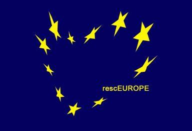 rescEUROPE! Europa braucht Dich.
